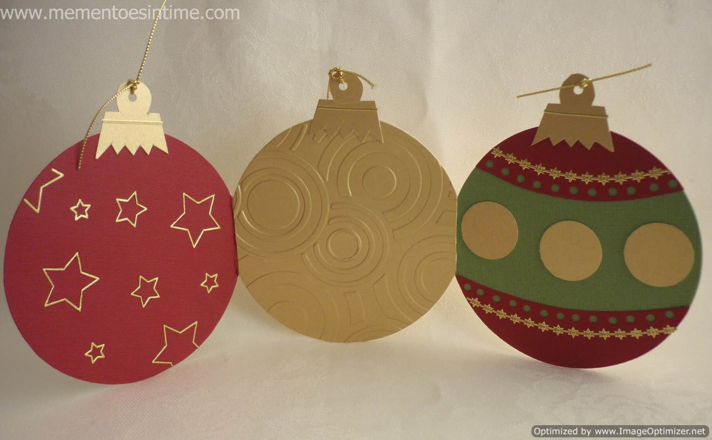 new free card template circle cards with more to come - Christmas Card Ornaments