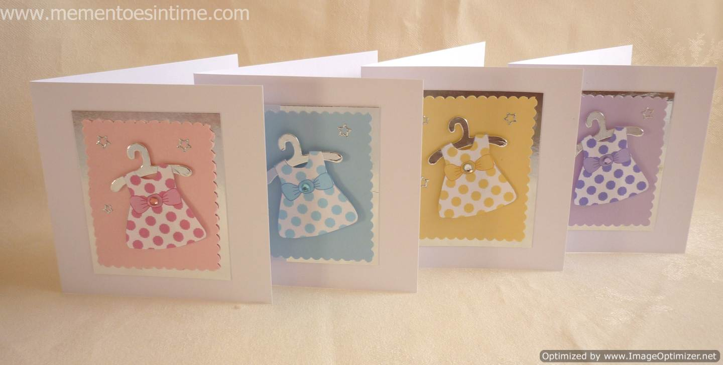 Children and babies card ideas mementoes in time m4hsunfo