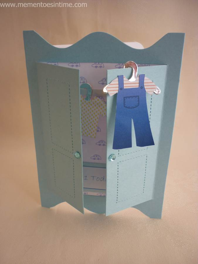 Card Making Ideas New Baby Boy Part - 31: Mementoes In Time