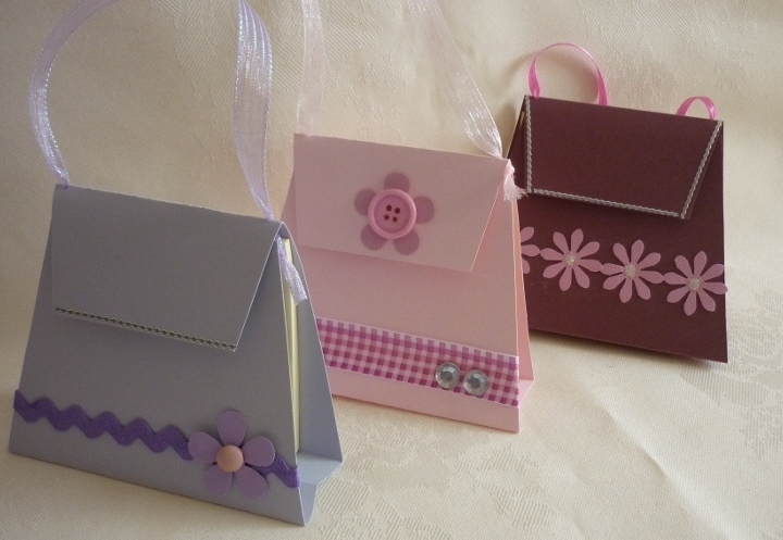 Purse Template Post It Notes