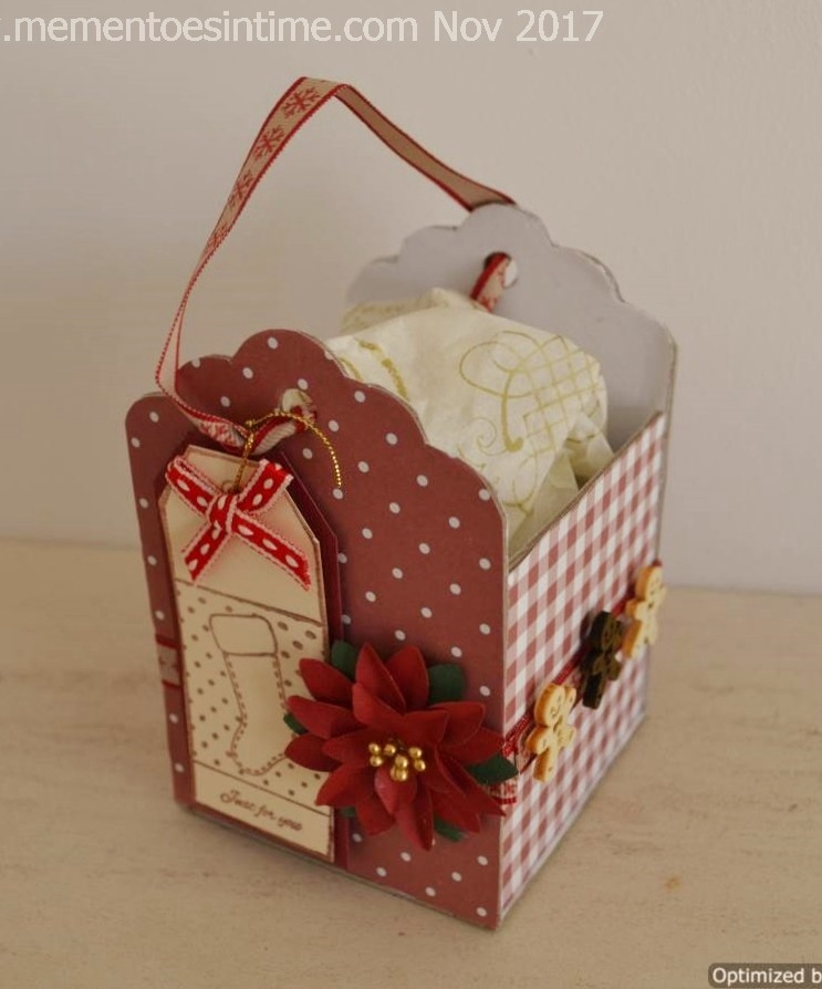 Christmas Gift Box Template.Mementoes In Time Blog Mementoes In Time