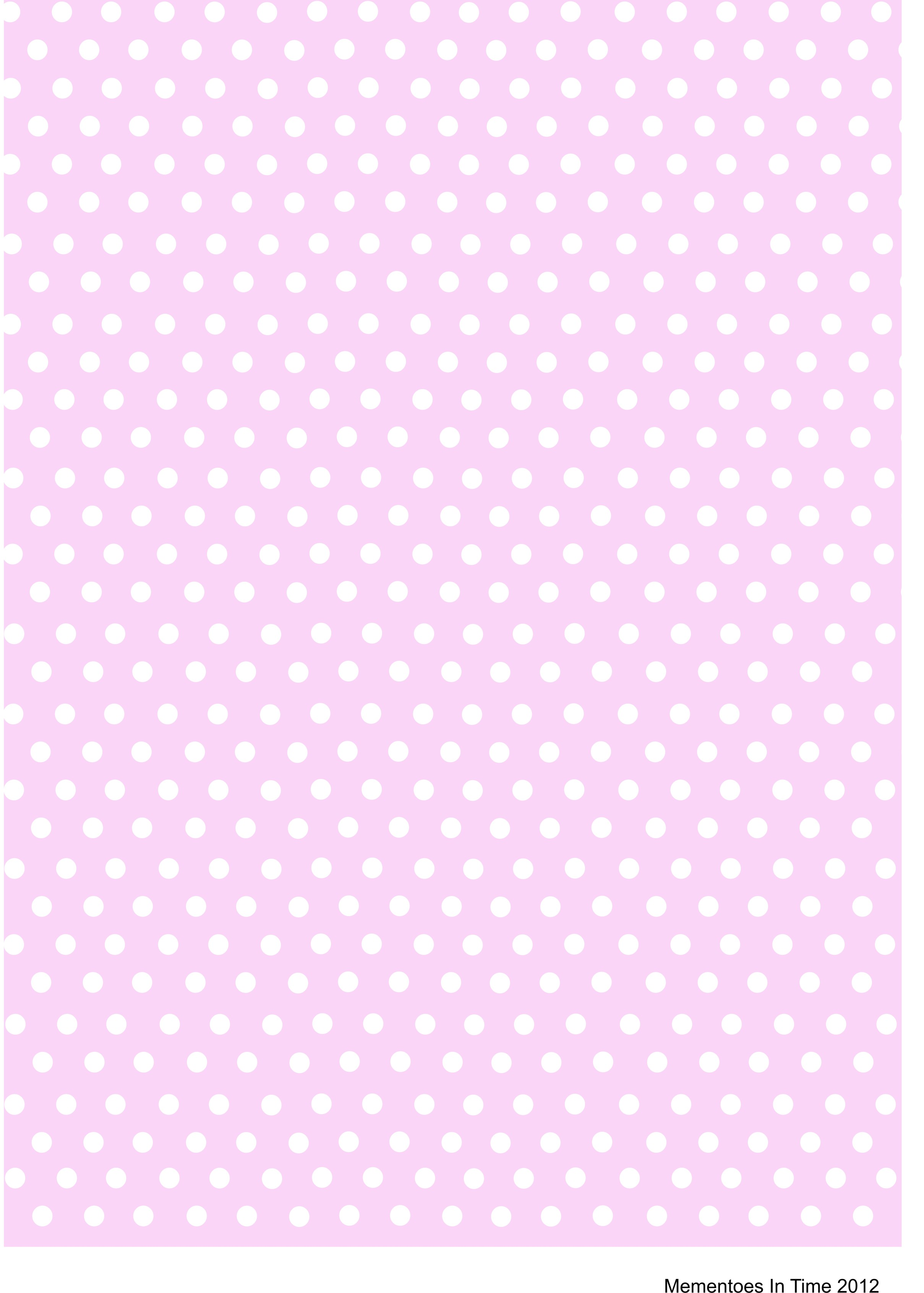 image about Dotty Paper Printable identify Totally free Backing Papers - Mementoes Within just Year