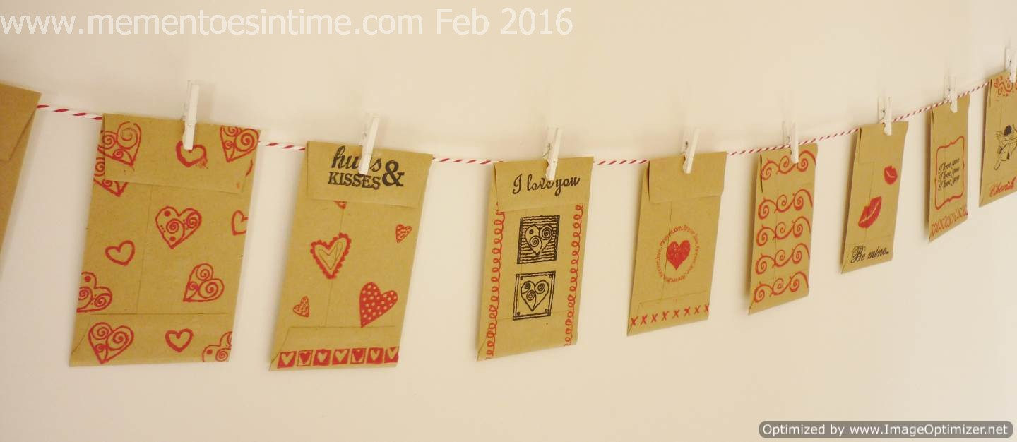 Valentine's Day Advent
