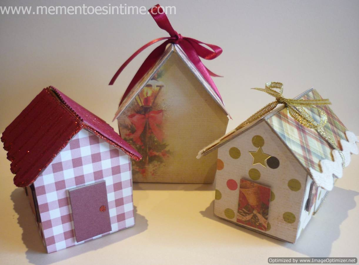 Card making ideas mementoes in time small gift boxes maxwellsz