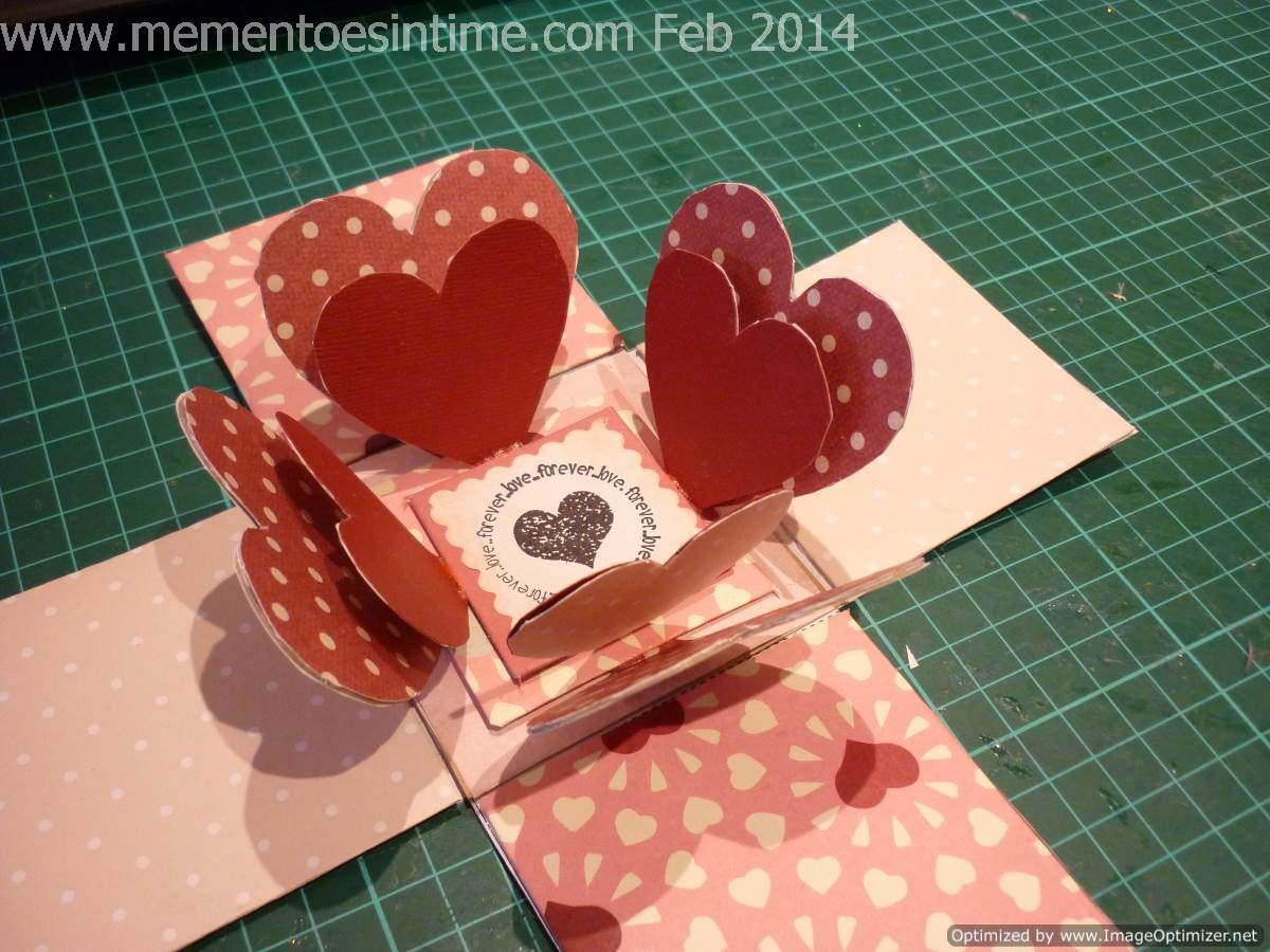 Card Making Ideas Mementoes In Time