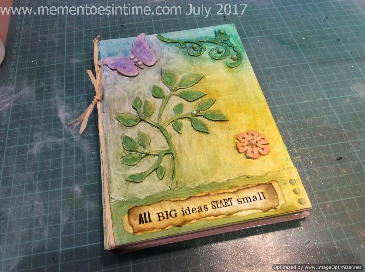 Decorated Notebook Project